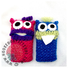 Tissue Monsters Crochet Pattern
