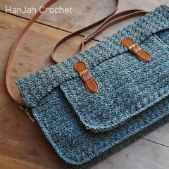 Quotidian Satchel Free Crochet Pattern