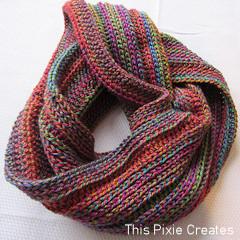 Knit-Like Cowl & Infinity Scarf Free Crochet Pattern