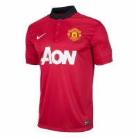 Manchester United 13/14 Home Jersey