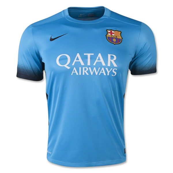 Barcelona 15 16 3rd Soccer Jersey – Hooked on Soccer 9c4f7f4fd