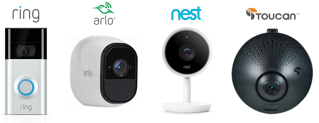 Ring vs Nest vs Arlo vs Toucan: Which is the best Wi-Fi Home