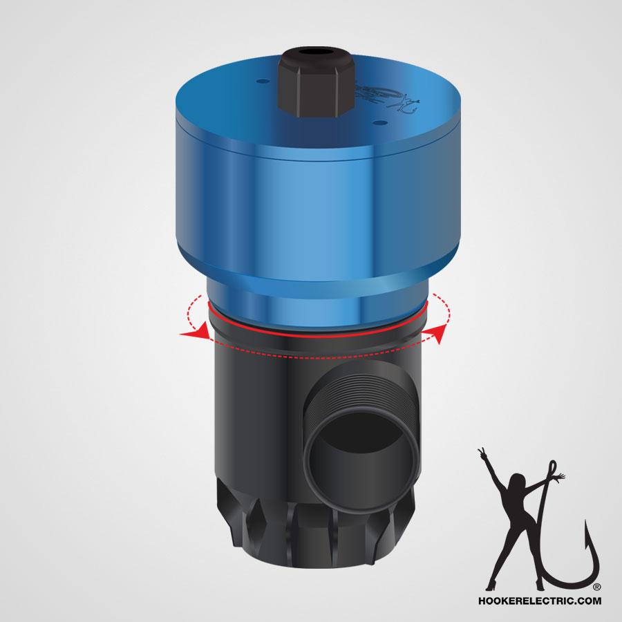medium resolution of hooker electric bait pump diagram 2500
