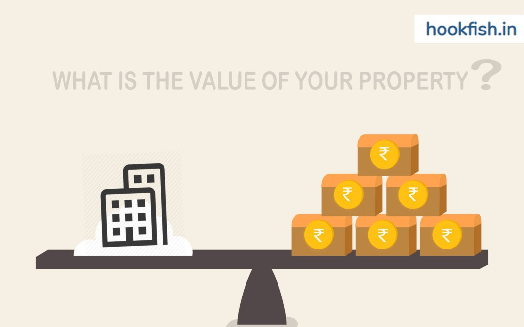 Property Valuation | Know the real price of property before Investing |  Hookfish.in