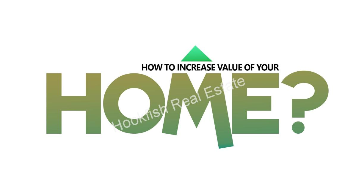 10 Ways to Increase the Value of your Home