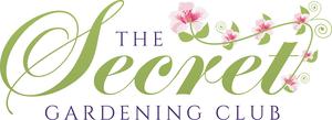 secret gardening club logo