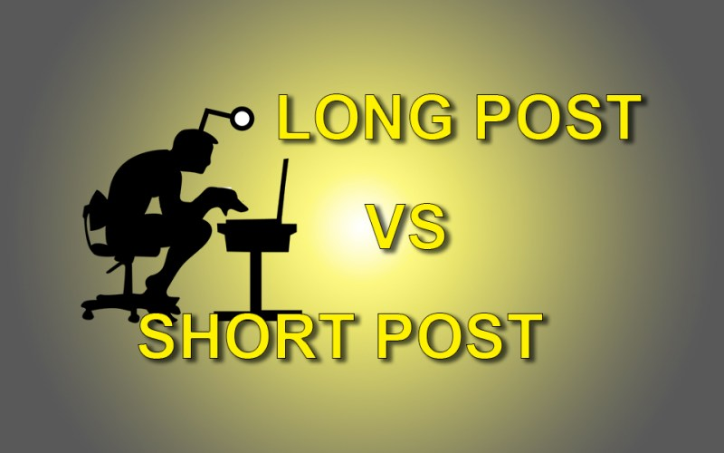 Long Posts Vs Short Posts On Reddit