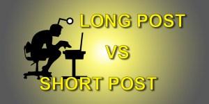 Long Posts Vs Short Posts On Reddit