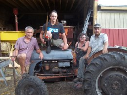 the farm gang