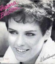 Sheena Easton Machinery LP - 1982