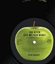 You Never Give Me Your Money cover