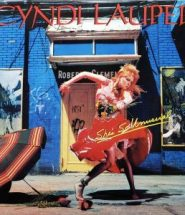 Cyndi Lauper - She's So Unusual album cover