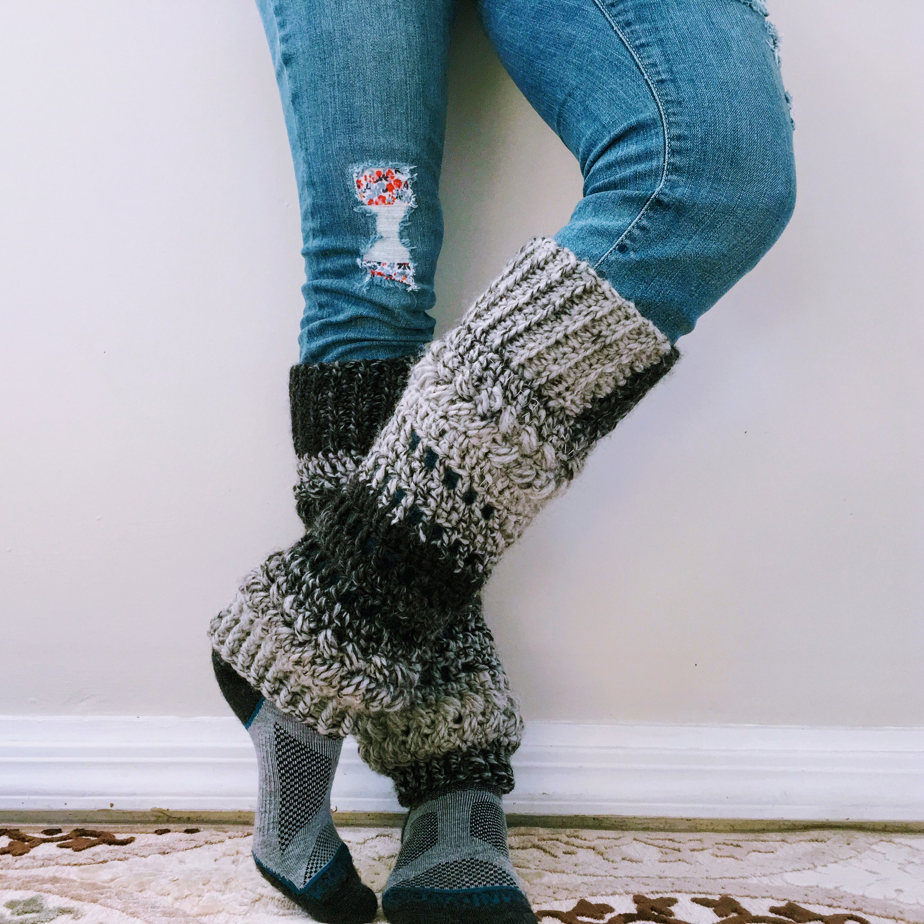 Size: One Size Fits Most Leg Wear Essentials Leg Warmers