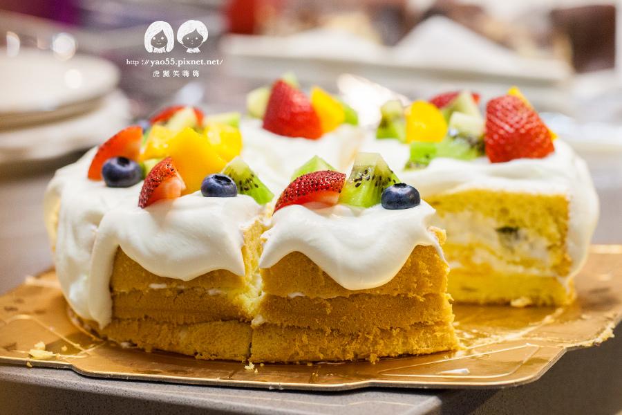 【美食】嘉義|萌系甜點!飛茉莉蛋糕,心動的手作好味道