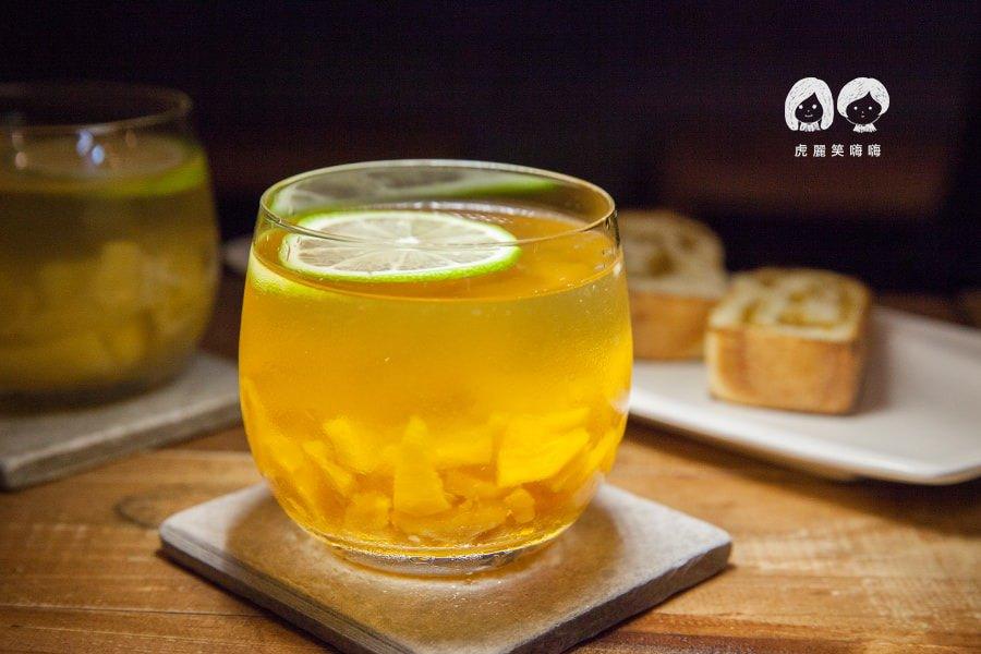 凰商號(台南美食)古早味!充滿回憶的鳳梨冰茶