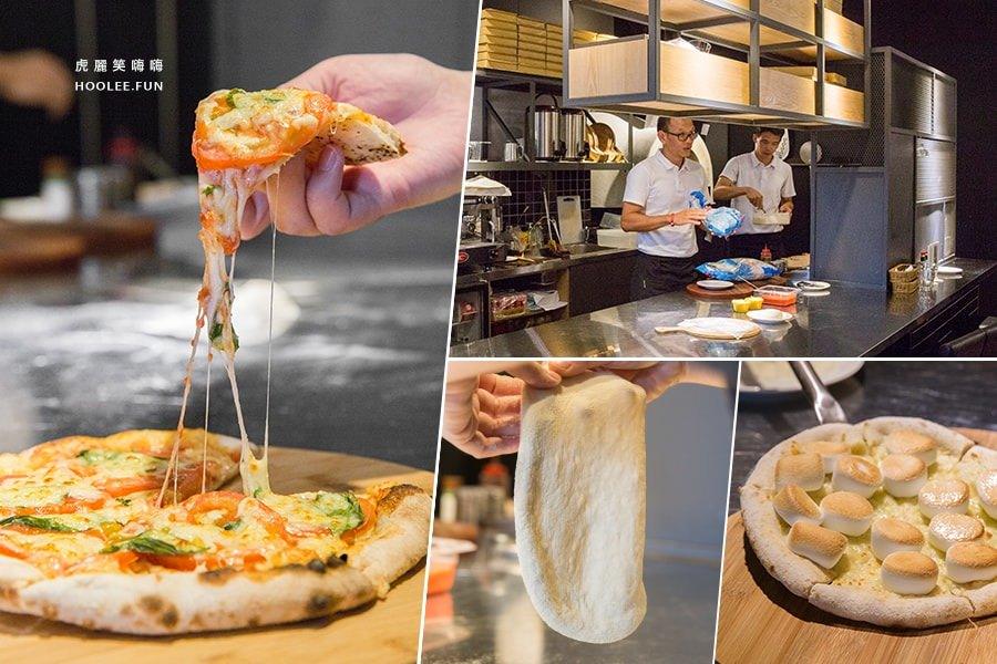 波喬鍩手作窯烤Pizza