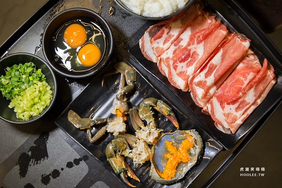 高雄海鮮塔 紅頭嶼蒸氣海鮮 紅蟳豬肉粥 NTD550