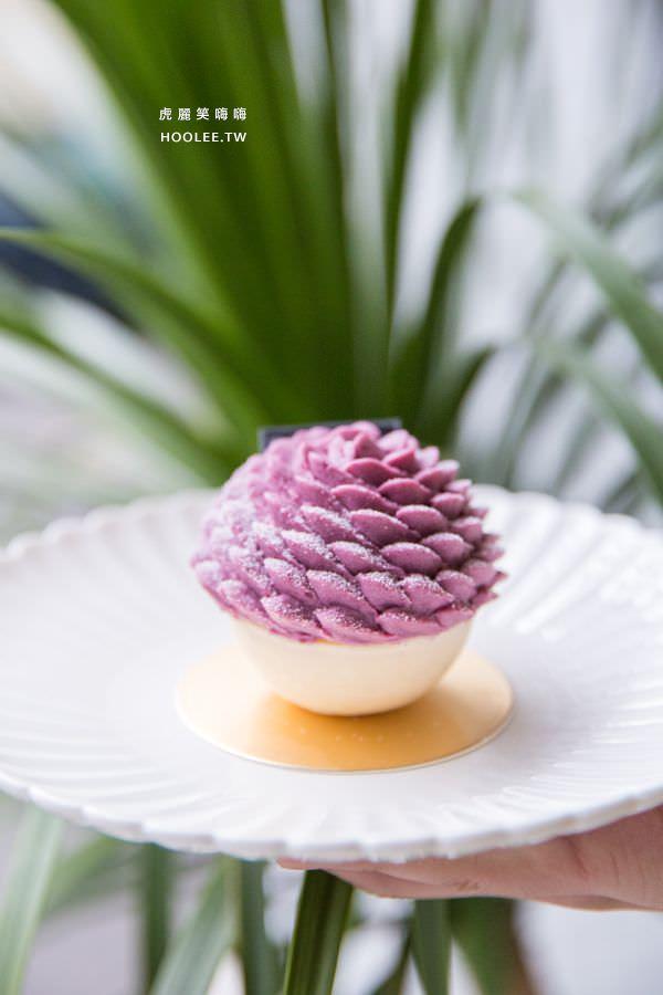 蔓蔓食光 屏東甜點 紫茉莉 NT$145