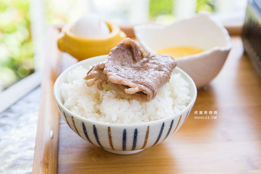 雅米廚房 高雄 雲朵壽喜燒 特級牛肉 NT$290 (附白飯)