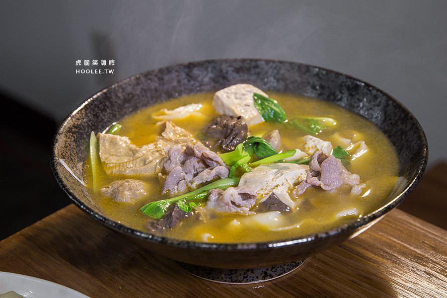 劉記湯包食堂 麻辣麵 NT$120