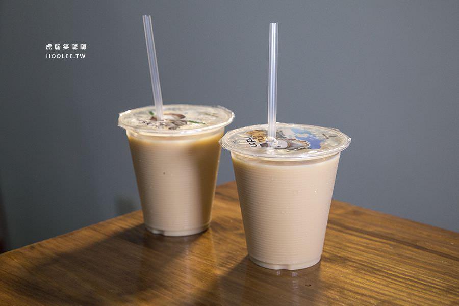 劉記湯包食堂 鮮奶茶 NT$35
