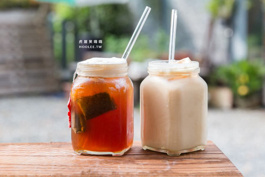 吉米夢 台灣農林紅茶 玫瑰紅茶拿鐵