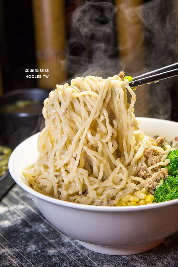 富士達人 日本拉麵 富士相撲拌麵(乾)(重量級份量) NT$129 可升級套餐(三色小菜及湯) NT$149