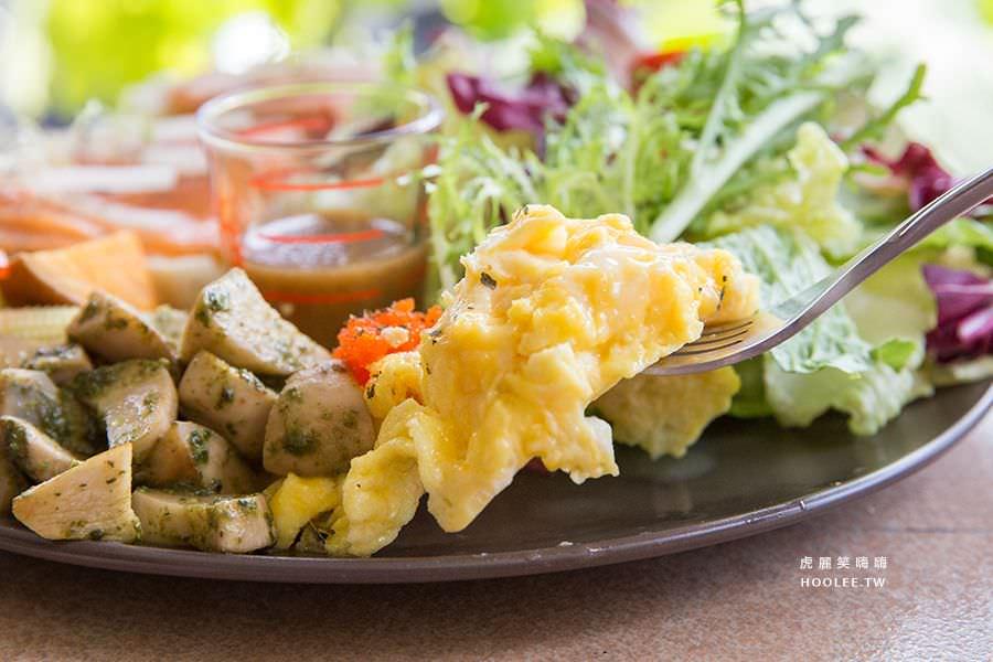 滴時刻早午餐 高雄咖啡廳 挪威森林 NT$270 附飲料(紅茶/綠茶/黑咖啡或加點折抵NT$30)