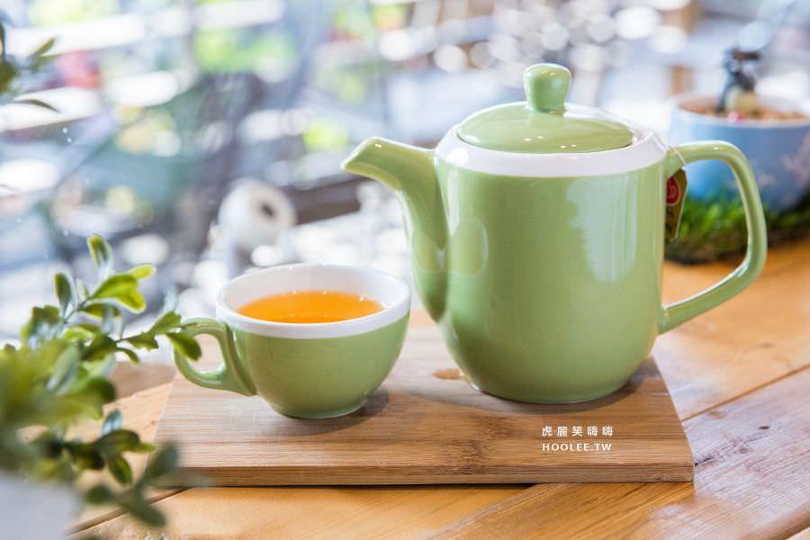 滴時刻早午餐 高雄咖啡廳 熱桔茶 NT$150