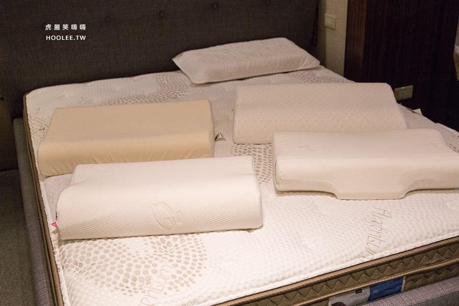 睡眠王國 高雄床墊 枕頭