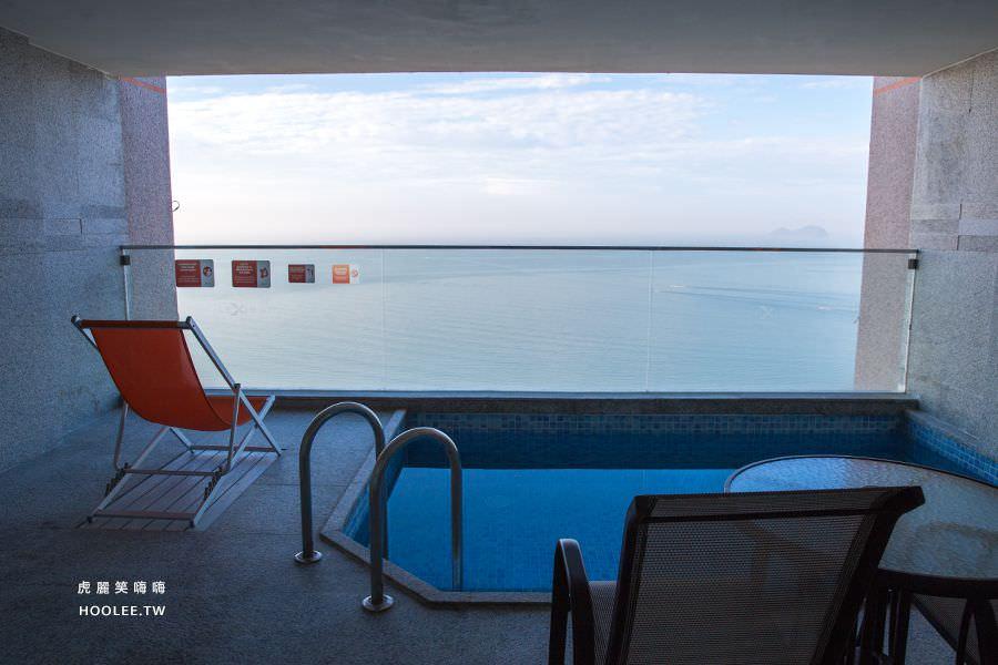 Lexis Suites Penang 檳城住宿推薦 檳城麗昇套房 泳池
