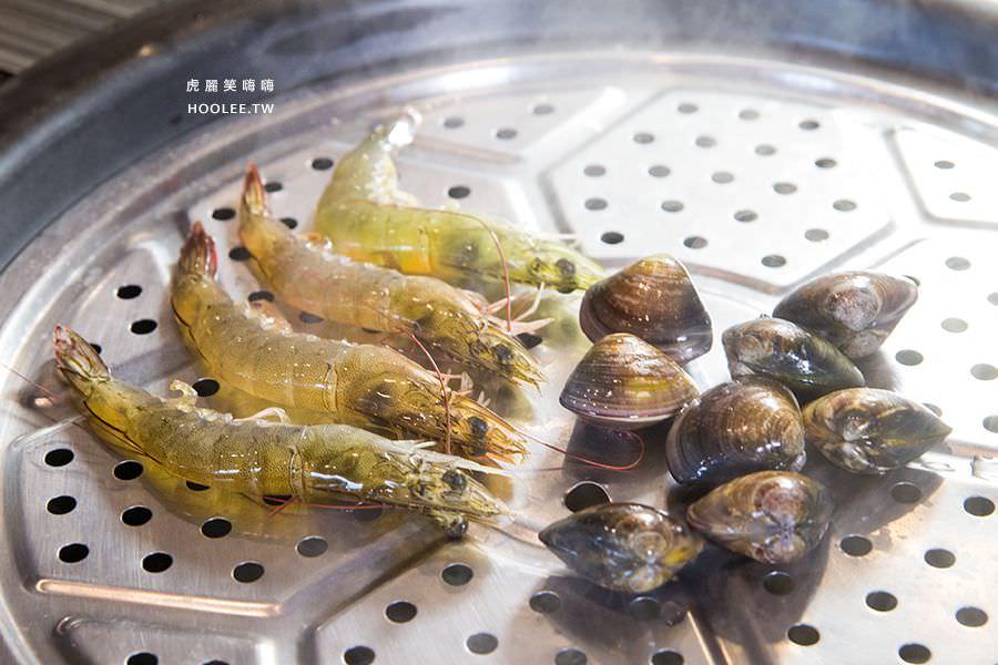 九鼎蒸霸 鳳山 沙律鮮蝦