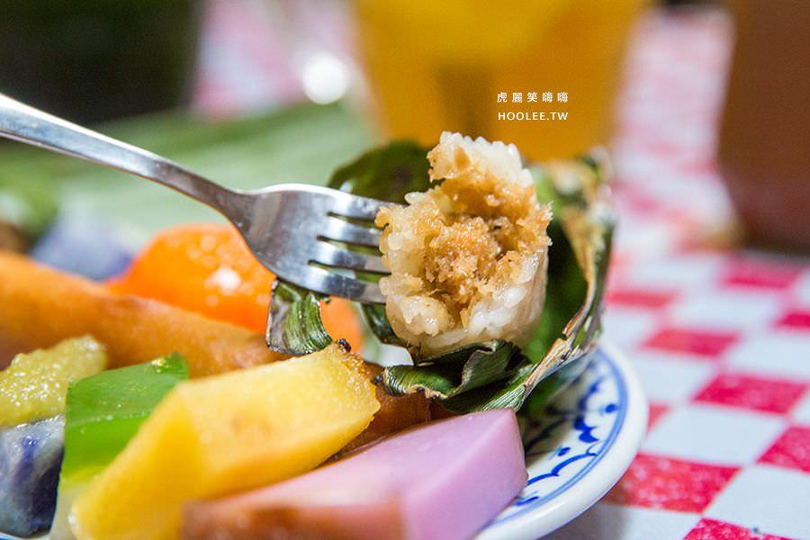 莫定標娘惹糕廠 檳城美食 香料蝦糯米卷 Rempah Udang 糯米、蝦子、椰子 RM1.5