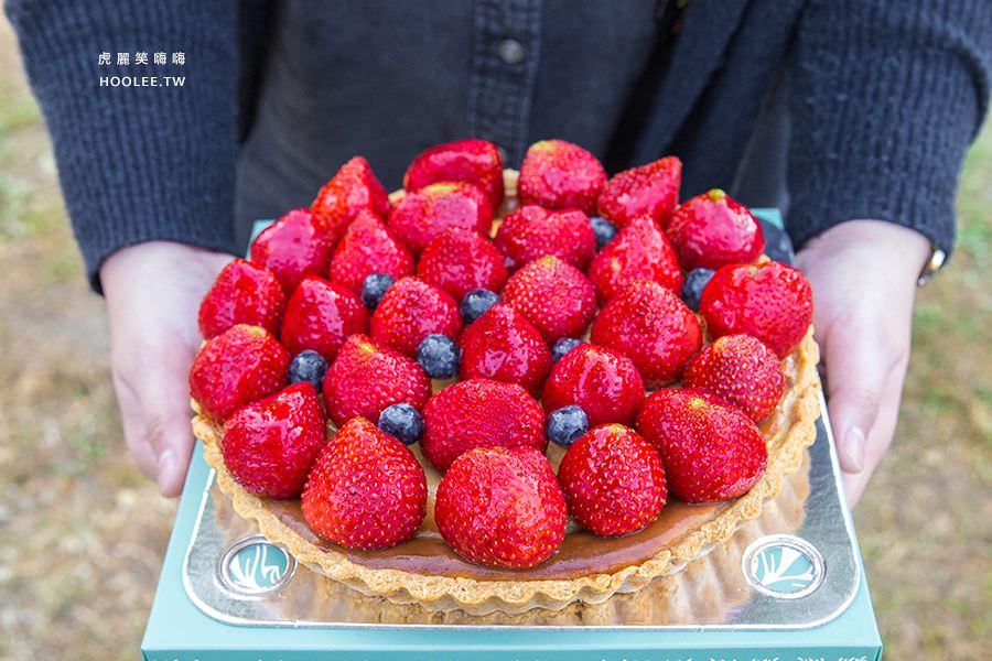 MAGMA熔岩起司塔專賣店(台南)爆多草莓乳酪塔,甜食必吃!會爆漿的熔岩起司
