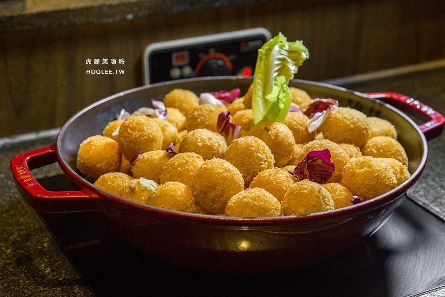 捷絲旅 蔬食百匯 Double Veggie 黃金起司炸薯球