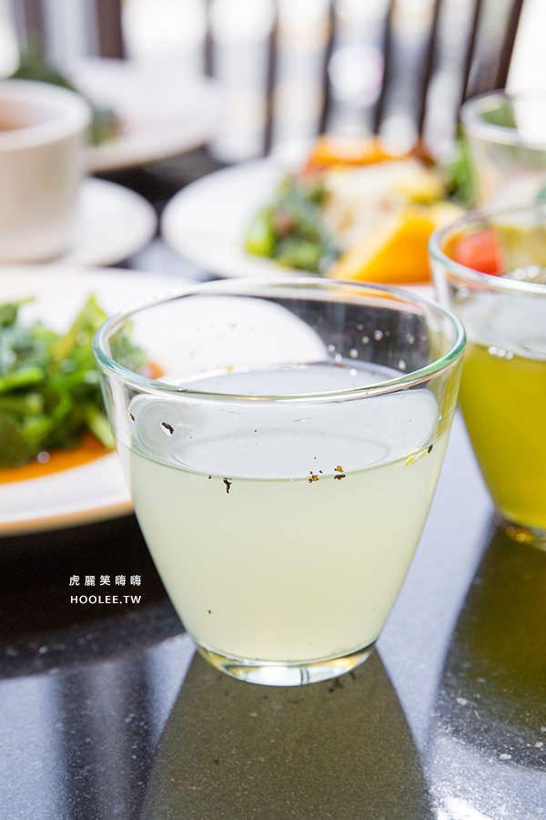 蔬食百匯 Double Veggie 高雄素食吃到飽 泰式氣泡水