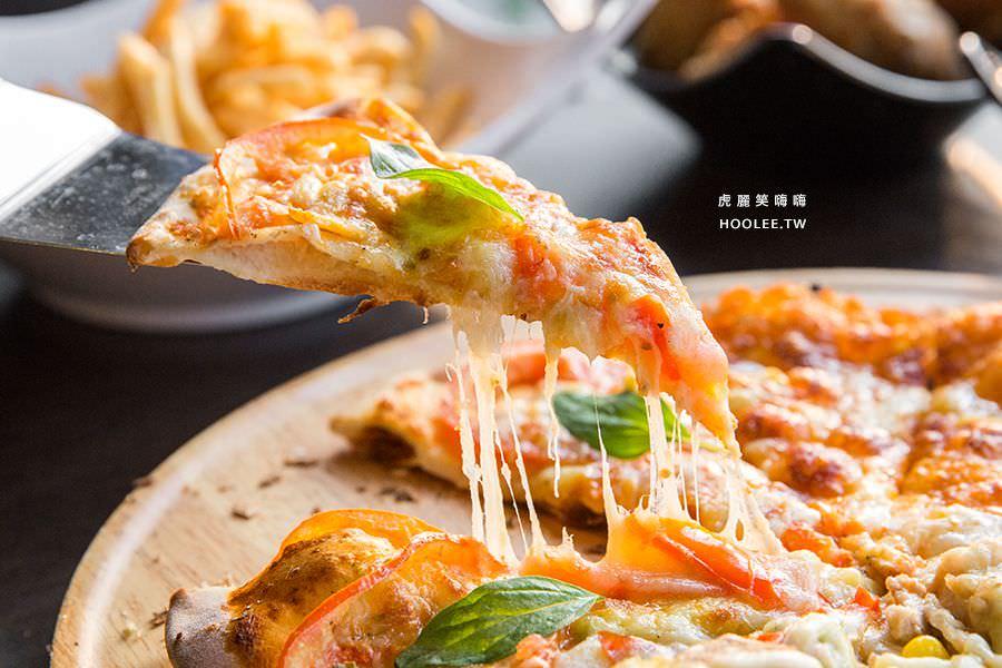 高雄吃到飽 Double Cheese 手工窯烤pizza 瑪格麗特