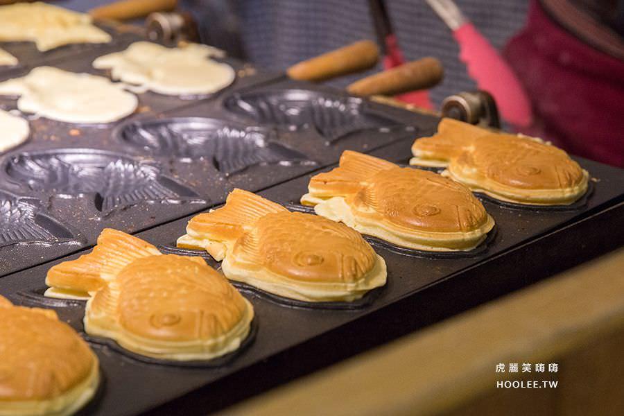 夢時代日本美食暨工藝展 有樂橫町屋 鯛魚燒 NT$40/隻