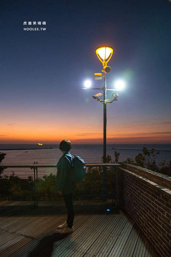 打狗英國領事館文化園區 古典玫瑰園 高雄景點 西子灣景點