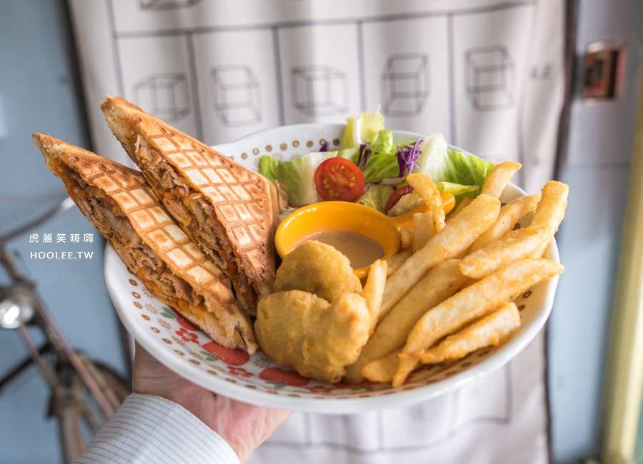早頓小室 高雄 鼓山區 早午餐 大力士肉肉 NT$120