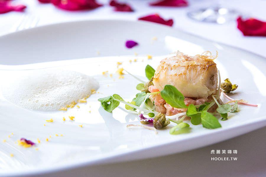 安多尼歐法式餐廳 高雄 約會 慶生 餐廳 北海道干貝