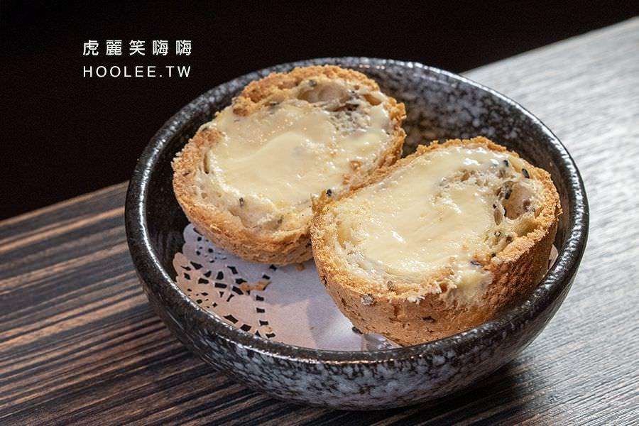 玉豆腐韓國家庭料理 高雄光華店 泡菜魷魚炒豬五花套餐 820元 冰火菠蘿泡芙 - 虎麗笑嗨嗨