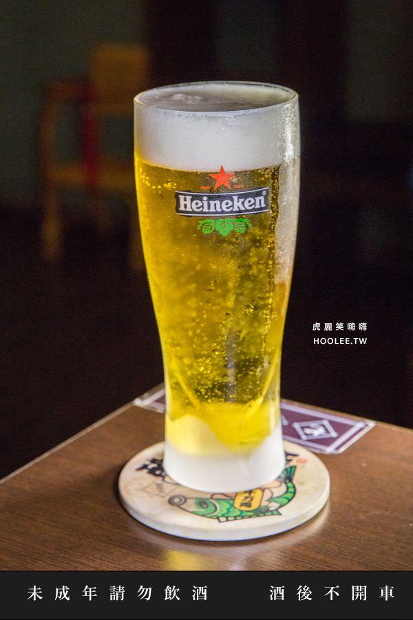 御佃丸 居食屋 貳肆叄 海尼根生啤酒