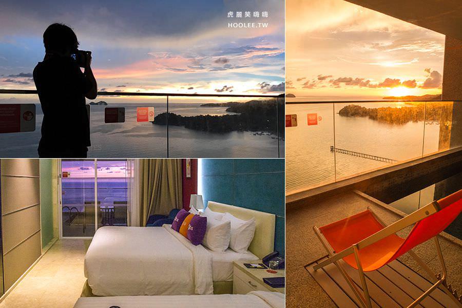 麗昇套房酒店 Lexis Suites Penang(檳城)住宿推薦!五星級酒店超值價,享受無敵海景與私人泳池