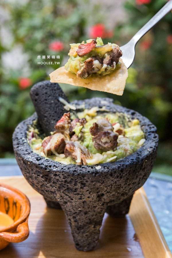 米卡希達墨西哥餐廳 高雄 酪梨佐牛肉 NT$350