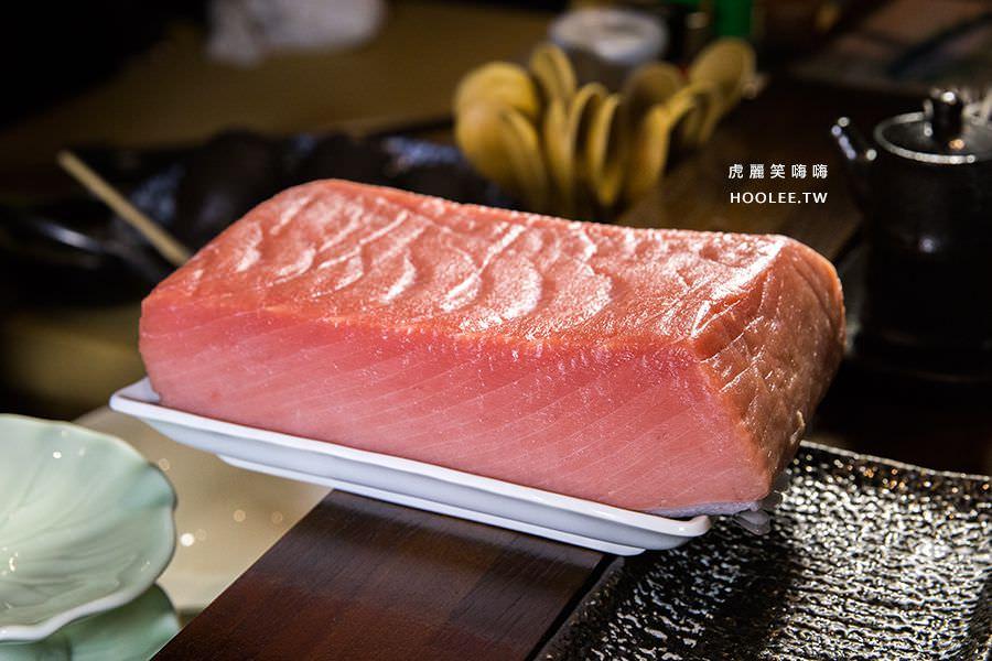 全壽司 高雄 無菜單料理 握壽司 NT$1280/人 或 NT$1680/人 +10%服務費