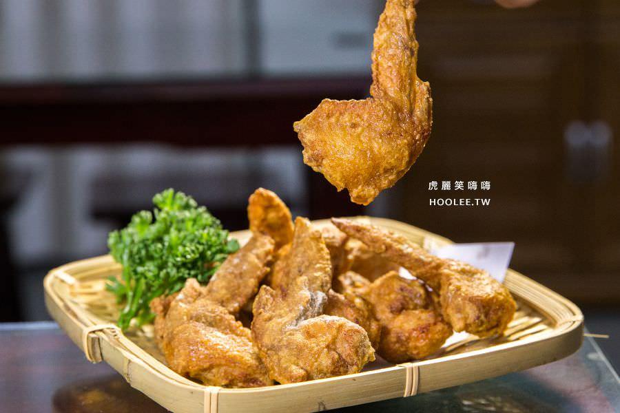 旭津壽司 高雄平價日本料理 炸豆乳雞 NT$150