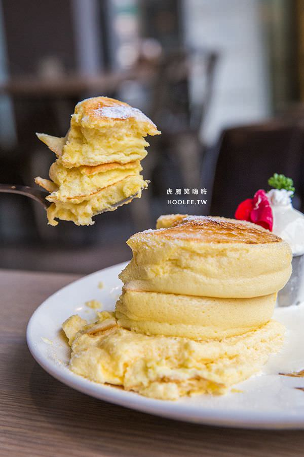 Good Partner 好夥伴咖啡 雙慈店 鳳山 烤布蕾舒芙蕾厚鬆餅 NT$180元