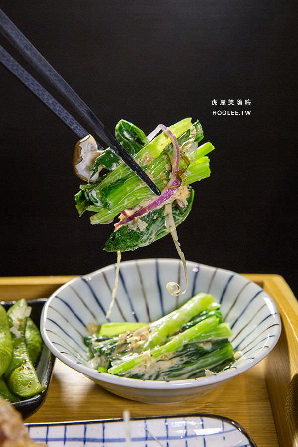 暖呼呼食堂 高雄 定食 丼飯 日式料理 推薦 鹽烤時令魚定食 午仔魚 NT$280