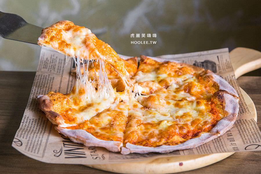 喬義思窯烤手作廚房 楠梓美食 明太子乳酪Pizza(蜂蜜檸檬) 單點NT$219